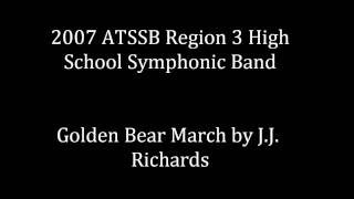 Golden Bear March by J.J. Richards
