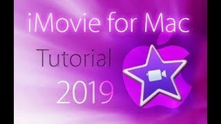 Apple iMovie - Full Tutorial for Beginners in 17 MINS!  [ 2019 ]