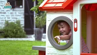 Szett házikó My House Smoby