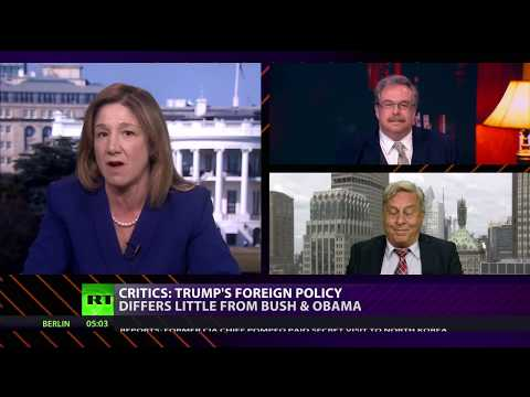 CrossTalk on US Foreign Policy: Aggressive Posture