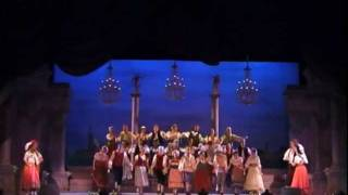 The GONDOLIERS ~ Act 1 Finale
