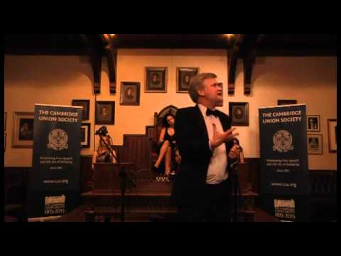 This House Believes there are no Freedom-Fighters, only Terrorists | The Cambridge Union