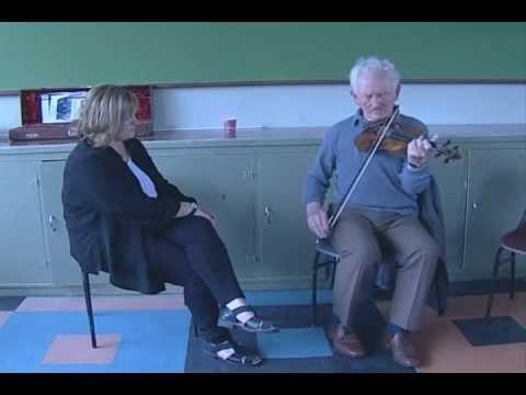 The Coolin, air ; The blackbird, set dance / Joe Ryan, fiddle