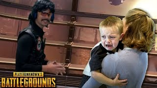 DrDisRespect KiIIs Stream Snipers on PUBG and Funny Moments with Vsnz!