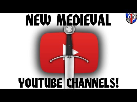 New MEDIEVAL YouTube channels you might not know about