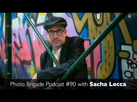 Sacha Lecca - Rolling Stone's Deputy Photo Editor - Photo Brigade Podcast #90