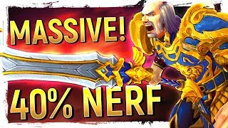 """8.1's GAME WIDE XP Nerf, Blizz's """"All IP"""" Mobile Misfire & 8.1's FUN New Loot Design 