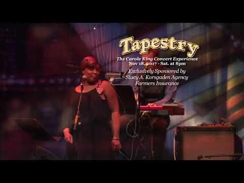 Clark Center Presents: Tapestry: The Carole King Concert Exoerience - Nov 18 at 8pm