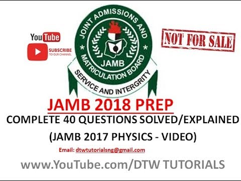 Economics Jamb Past Questions Pdf