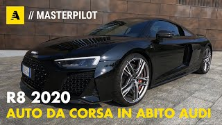 R8 Performance 620 CV   Quando il DIAVOLO veste AUDI... (202k euro!)