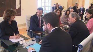 Gobierno y Generalitat acuerdan que la mesa se reúna una vez al mes