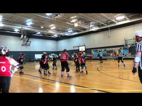 Whidbey Island Roller Girls @ Port Scandalous Roller Derby: Strait Shooters
