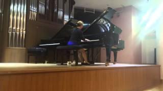 Шуман Три фантазии для фортепиано оp111