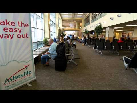 Asheville Regional Airport Commercial 1