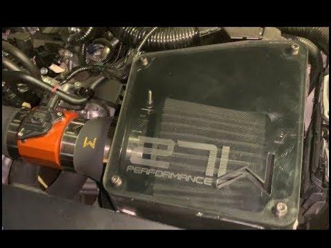 FK8 FC1 Civic Si 27won Intake Install