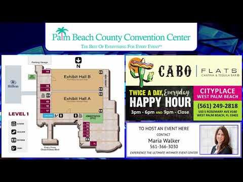 Convention Center Palm Beach County Convention Center