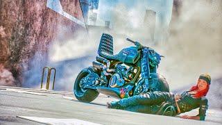 【サイバーパンク2077】隠しミッションで隠しバイクキタァァァァア!!【Cyberpunk2077】