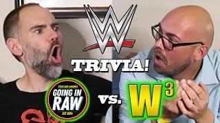 WWE Trivia Showdown w/ Steve & Larson!   Wrestling With Wregret