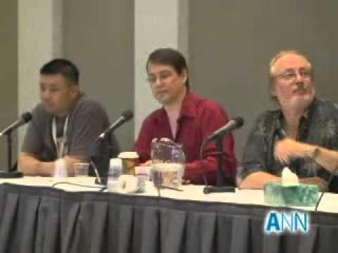 Anime Boston 2007 - Adapting Anime panel