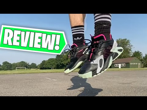 ADIDAS STREETBALL REVIEW