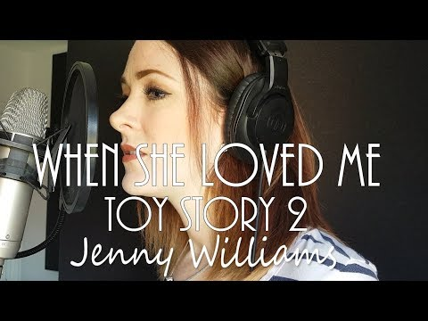 When She Loved Me - Jenny Williams