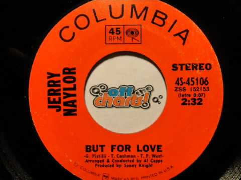 Image result for but for love jerry naylor single images
