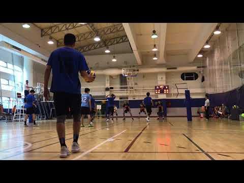 WIS vs BPS Varsity Volleyball 2017 (Falcons Varsity Volleyball Invitational)