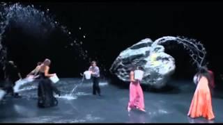 Pina -- Vollmond (Full Moon) -- Tanztheater Wuppertal