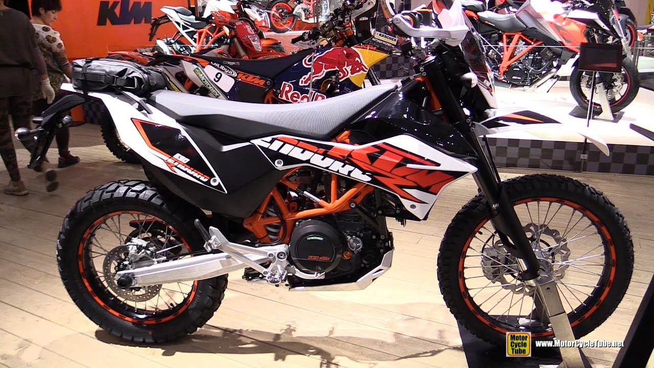 2015 ktm 690 enduro r walkaround 2015 eicma milan. Black Bedroom Furniture Sets. Home Design Ideas