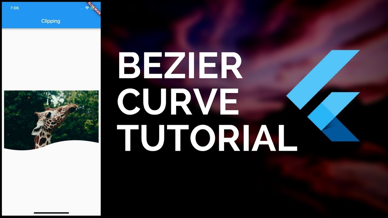 Bezier Curve Android