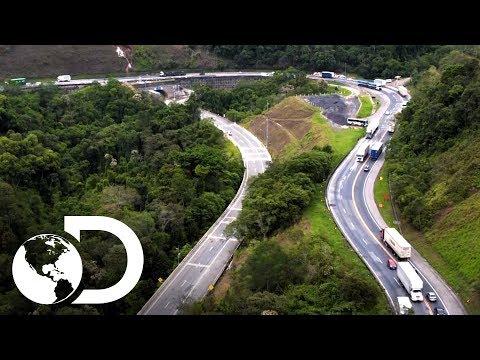 Mundo inovaçāo - Engenharia verde | Serra do Cafezal: documentário completo | Discovery Brasil