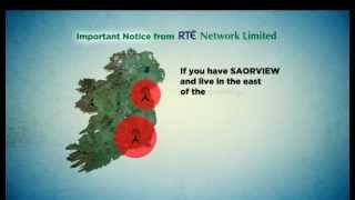 Re-tune for SAORVIEW viewers of Clermont Carn & Mt Leinster