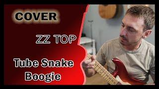 Guitar Cover - ZZ Top -Tube Snake Boogie