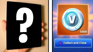 FREE V BUCKS GLITCH - How To Get FREE V Bucks In Fortnite Battle Royale! (VERY RARE)