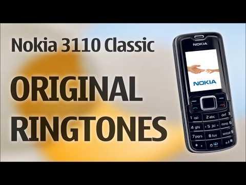 Nokia 3110 Classic Original Ringtones     Download Link in Description
