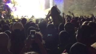 Aap rocky performs electric body for annie mac