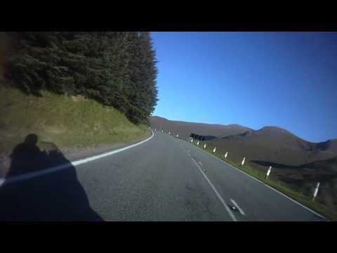 A87 Glenshiel Cluanie eastbound M