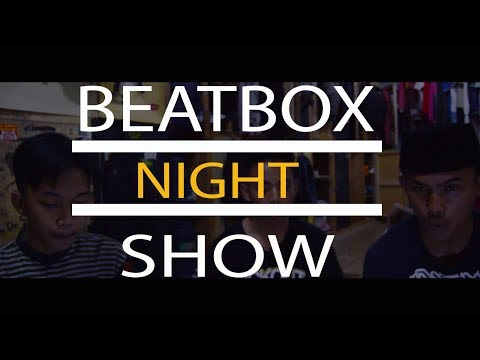 BEATBOX  free Night | ILYAS IB - ALI BEAT  VBC