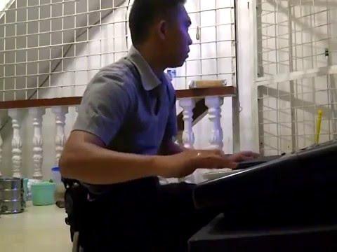 keyboard karo tulan rang-rang gendang salih patam