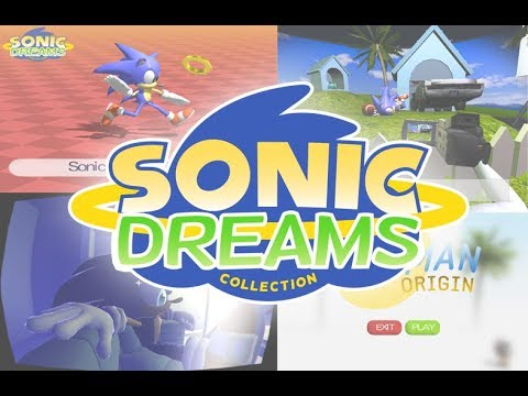Thoughts on Sonic Dreams Collection