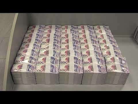 Деньги любят счёт: как машины сортируют купюры