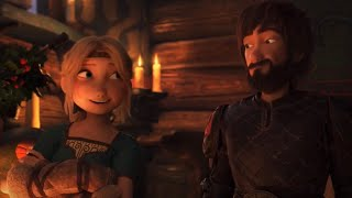Hiccup and Astrid Being (Great?) Parents  HTTYD Homecoming Spoilers
