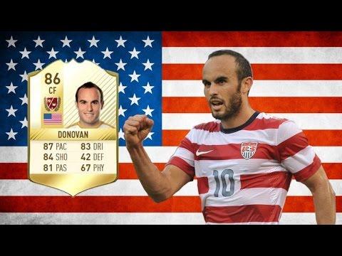 FIFA 17 - Landon Donovan - Legend Review