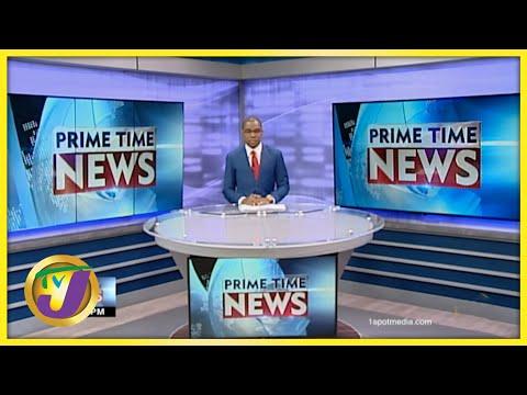 Jamaican News Headlines   TVJ News - July 7 2021