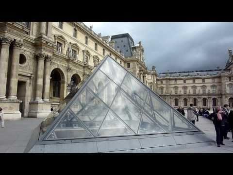 Musée du Louvre, Paris [Outside]
