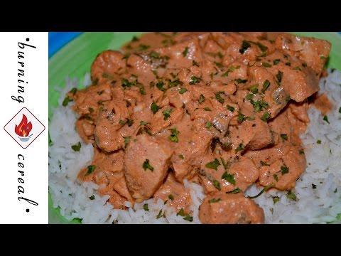 Slow Cooker Chicken Tikka Masala - Recipe
