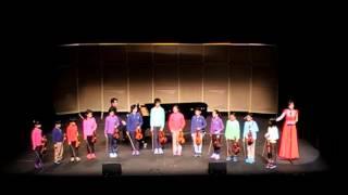 31  真道書院同學大合奏   susuki Allegro in A major