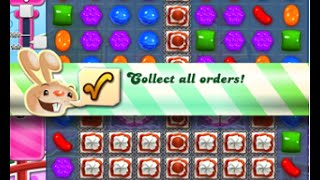 Candy Crush Saga Level 379 walkthrough (no boosters)