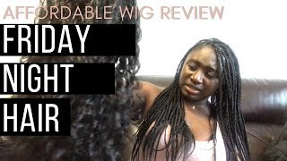 FRIDAY NIGHT HAIR REVIEW (GLS205)  | Maggie Magnoli