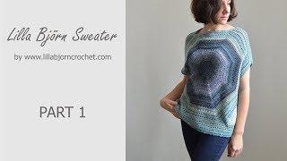 Lilla Bjorn Sweater: Part 1